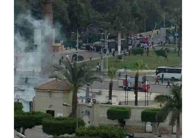 تفجيرات جامعة القاهرة