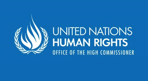 Logo of UN Office of High Commissioner for Human Rights