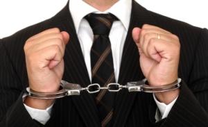 handcuffed lawyer