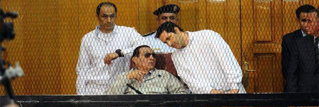 براءة حسني مبارك