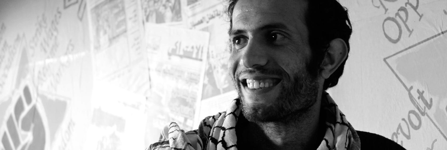 المحامي العمالي هيثم محمدين