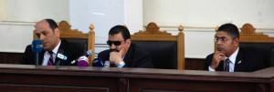 هيئة المحكمة - قضية مجلس الوزراء