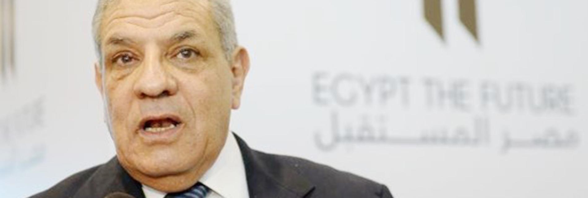 رئيس الحكومة - ابراهيم محلب