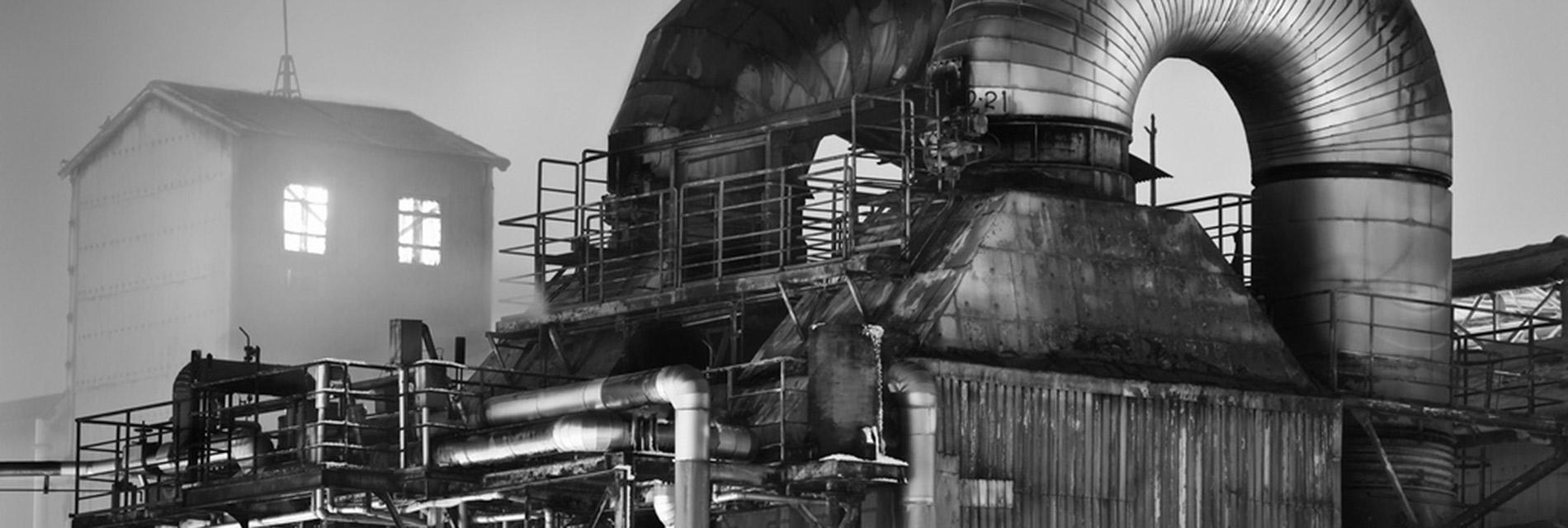 مصنع أسمنت - صورة أرشيفية