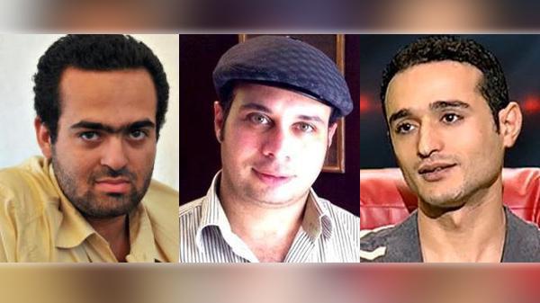 احمد دومة - احمد ماهر - محمد عادل