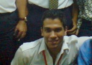 رامي السيد - معتقل 6 إبريل